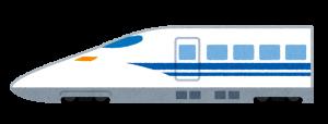 700系 新幹線 イラスト